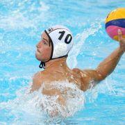 Spandauer Wasserballer gewinnen 10:9 gegen Belgrad (Foto)