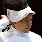 Degenfechter Fiedler Weltcup-Zehnter in Tallin (Foto)