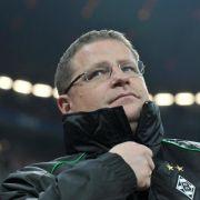 Sportdirektor Eberl sauer: Gladbachs «schwierige Zeit» (Foto)