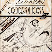 Superman-Cover für mehr als 200 000 Euro versteigert (Foto)
