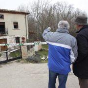 Feuer tötet Oma, Töchter und Enkel in Nordspanien (Foto)