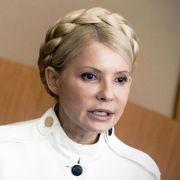 Die ehemalige ukrainische Ministerpräsidentin Julia Timoschenko wurde am 22. Februar aus rund zweieinhalb-jähriger Haft entlassen.