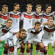 Löw-Team gegen Polen und «Baby» Gibraltar (Foto)