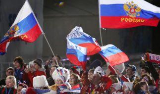 «Orden für alle»: Russland feiert Wiedergeburt (Foto)