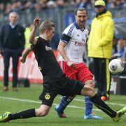 Neuer Rückschlag für BVB: Zehn Wochen Pause für Bender (Foto)