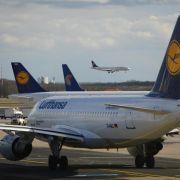Normalbetrieb amFrankfurter Flughafen (Foto)