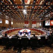 G20 vereinbaren ehrgeizige Wachstumsziele (Foto)