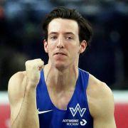 Stabhochspringer Mohr gewinnt Titel und verpasst Rekord (Foto)