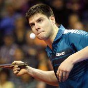 Tischtennis: Ovtcharov verpasst Halbfinale in Katar (Foto)