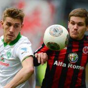 Trostloses 0:0 hilft weder Frankfurt noch Bremen weiter (Foto)