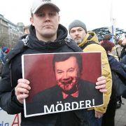 Massenmord! Wo versteckt sich Janukowitsch? (Foto)