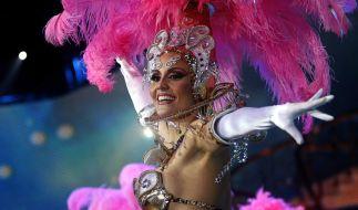 Karneval - Zeit, die Pfunde abzuschütteln. (Foto)