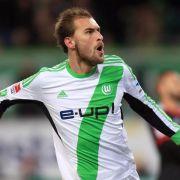 Trainingspause für Wolfsburger Torschützen Dost (Foto)