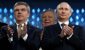 Internationale Presse zum Abschluss der Winterspiele (Foto)