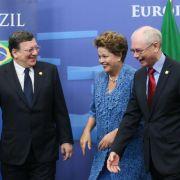 EU und Brasilien nehmen Kurs auf gemeinsamen Markt (Foto)