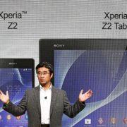 Sony stellt neue Smartphones, Tablet und Sportarmband vor (Foto)