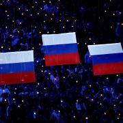 WDR-Bericht:Russische Sportler inhalieren Xenongas (Foto)