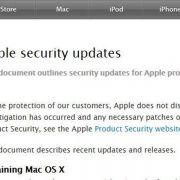 Sicherheitslücke bei Apple:iOS updaten und Browser wechseln (Foto)