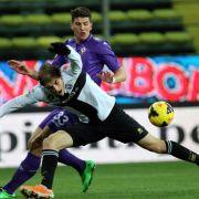 Florenz rettet Punkt mit Einwechselspieler Gomez (Foto)
