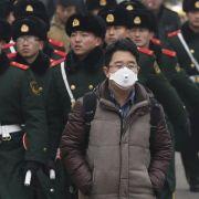 China ruft Smogalarm für Millionen aus (Foto)