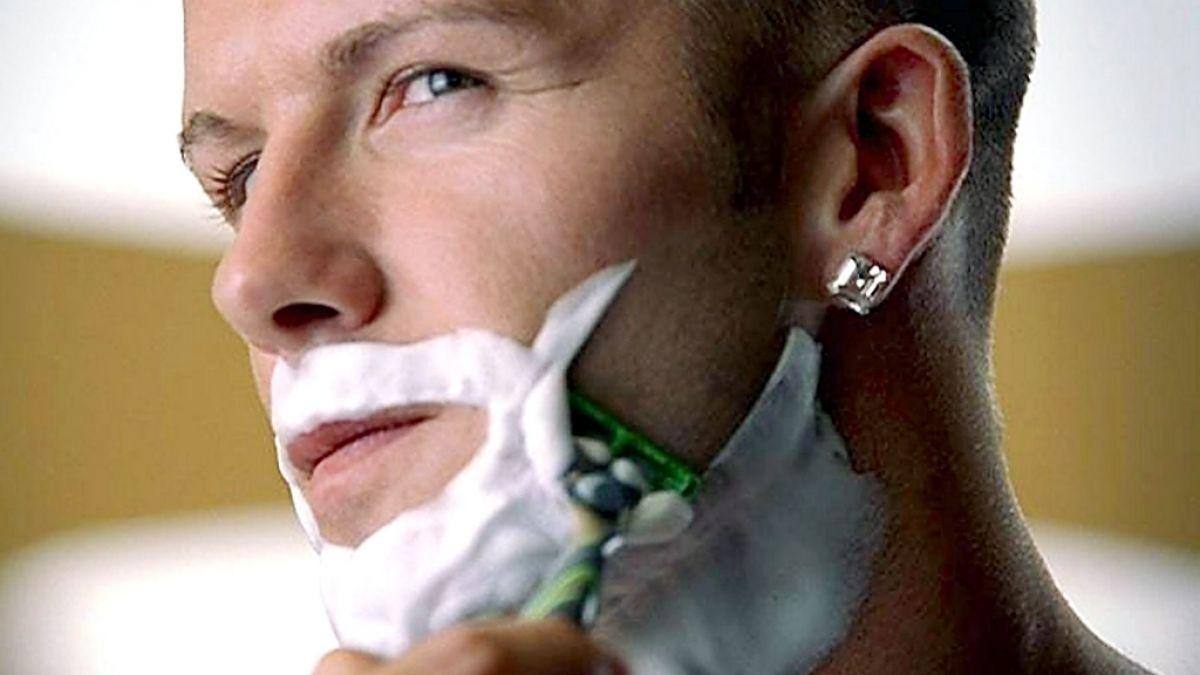 Mann arme rasieren Arme rasieren
