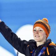 Olympiasiegerin Ter Mors gibt Debüt als Bahnradfahrerin (Foto)