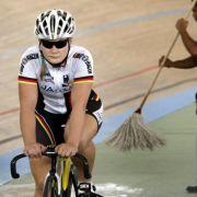 Bahnrad-WM: «In jeder Disziplin um eine Medaille fahren» (Foto)