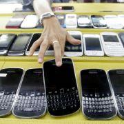 Blackberry will mit Tastatur punkten (Foto)