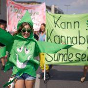 Hasch fordert erste Todesopfer (Foto)