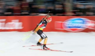 Biathlon-Fans trauern um die verstorbene Sportlerin. Julia Pieper galt als großes Nachwuchstalent. (Foto)
