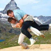 Auf dem Gornergrat steigt Schwingfest in 2500 Metern Höhe (Foto)