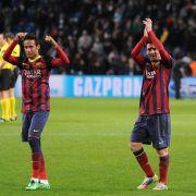 Neymar: Fast 100 Millionen Euro - «Teuerster Fußballer» (Foto)