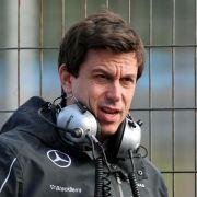 Mercedes will kein Trainingschampion sein (Foto)