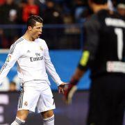 «Gigant Ronaldo kehrt zurück» - Real vor S04 euphorisch (Foto)