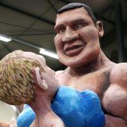 Klitschko will die Ukraine regieren (Foto)