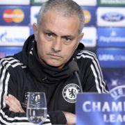 Mourinho vor Wiedersehen mit Drogba: Habe keine Stürmer (Foto)