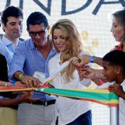 Shakira stiftet Schule in Armenviertel in Kolumbien (Foto)