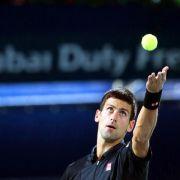 Del Potro gibt in Dubai auf - Djokovic locker weiter (Foto)
