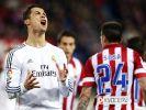 Fixstern bei Real Madrid: Cristiano Ronaldo. (Foto)