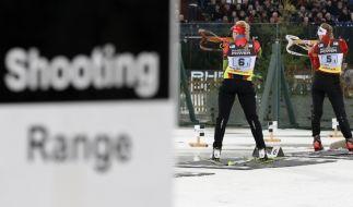 Mit ihrer Sportwaffe richtete sich Julia Pieper selbst. (Foto)