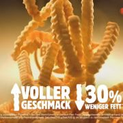 Burger King macht jetzt schlank! (Foto)
