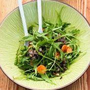 Macht zuviel Grünzeug krank? (Foto)
