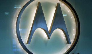 Motorola plant Datenuhr (Foto)