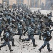 Ukrainische Sonderpolizei wird aufgelöst (Foto)