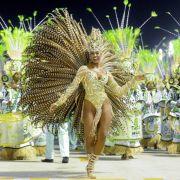 Karneval weltweit - Rio, Venedig, New Orleans (Foto)