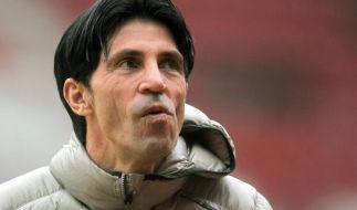 Eintracht Frankfurt verlängert mit Sportdirektor Hübner (Foto)
