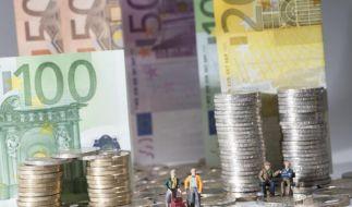 Vermögen der Deutschen sehr ungleich verteilt (Foto)