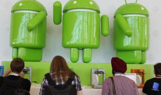 Google: Keine Einschränkungen für offenes Android (Foto)