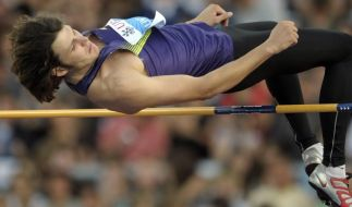 Hochspringer Uchow kratzt am nächsten Fabel-Weltrekord (Foto)