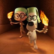 «Mr. Peabody & Sherman»: Rasantes 3D-Abenteuer (Foto)